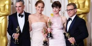 Résultats Oscars 2013 : Ben Affleck, Jennifer Lawrence et les gagnants de la cérémonie - Vidéo