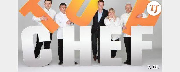 Top Chef 2013 : émission du 25 février en direct live streaming et sur M6 Replay