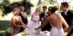 Tendances mariage : candy bar, buffet et traiteur au menu