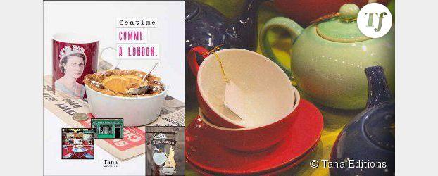 Cupcakes, pancakes, lemon curd pie : trois recettes pour un vrai goûter british
