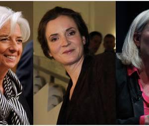 Lagarde, Le Pen, NKM : les femmes politiques préférées des Français sont de droite