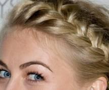 Tuto coiffure : comment faire une couronne tressée ?