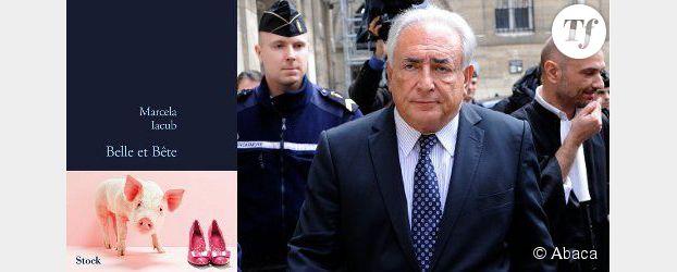 """""""Belle et bête"""" : Marcela Iacub fait un carton grâce à sa liaison avec DSK"""