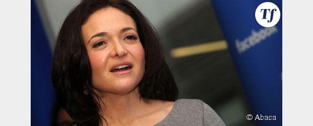 """Sheryl Sandberg : maman et numéro 2 de Facebook, elle invite les femmes à se """"bouger"""""""