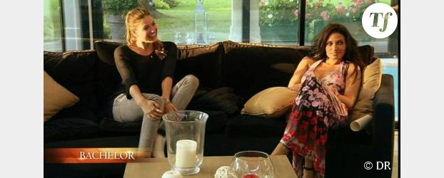 Bachelor 2013 : Livia et Magalie rencontrent la maman d'Adriano – Vidéo NT1