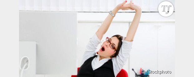Cinq exercices physiques pour les pressées et les paresseuses