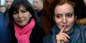 """Mairie de Paris : Hidalgo vs NKM, la guerre des """"féministes"""" a commencé"""