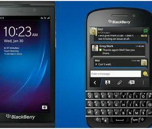 BlackBerry Z10 : 1 million d'exemplaires commandés