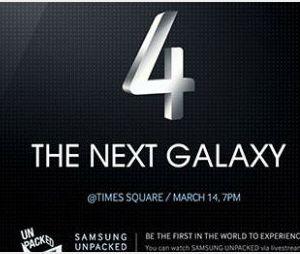 Galaxy S4 : Keynote Samsung du 14 mars en direct live streaming sur Internet
