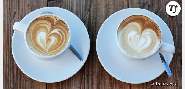 AVC : le thé et le café réduisent le risque de 20%