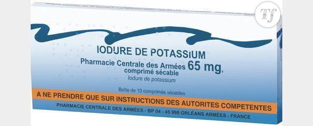 La France recense ses pastilles d'iode pour faire face à un nuage radioactif