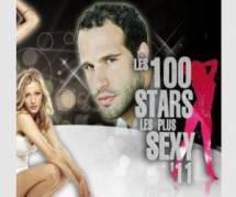 Les 100 stars les plus sexy de l'année 2011 présenté par Frédéric Michalak !