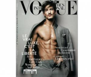 Vogue : Jarrod Scott entièrement nu pour célébrer la liberté
