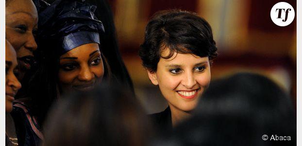 Najat Vallaud-Belkacem veut mieux protéger les femmes étrangères en France
