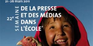 22e Semaine de la presse et des médias dans l'école : « Qui fait l'info »