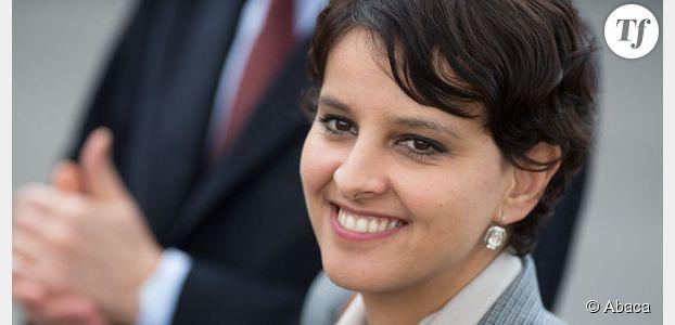 """Égalité professionnelle : Najat Vallaud-Belkacem veut """"briser le plafond de verre"""""""