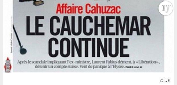 Laurent Fabius : croyez-vous à la rumeur lancée par Libération ?