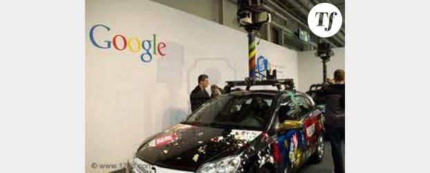Google Street View mis à l'amende par la CNIL