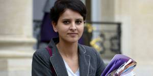 Najat Vallaud-Belkacem : son plan de mobilisation pour briser le plafond de verre