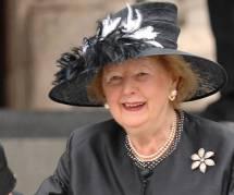 Mort de Margaret Thatcher : ses obsèques, trop chères ?