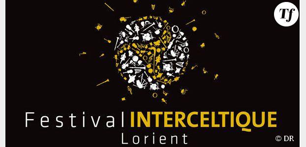 Nolwenn Leroy au festival interceltique de Lorient