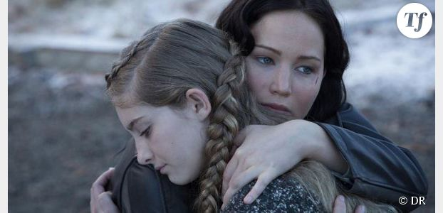 Hunger Games 2 : bande-annonce de l'Embrasement avec Jennifer Lawrence  - Vidéo