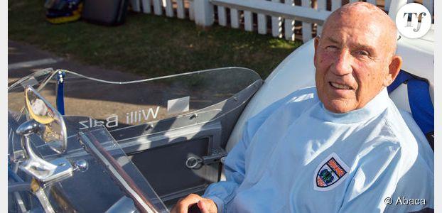"""Sexisme en F1 : pour Stirling Moss, les femmes n'ont pas """"l'aptitude mentale"""" pour ce sport"""