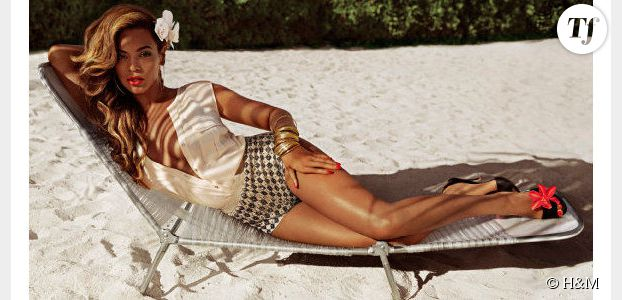 Beyoncé sexy pour H&M – photos