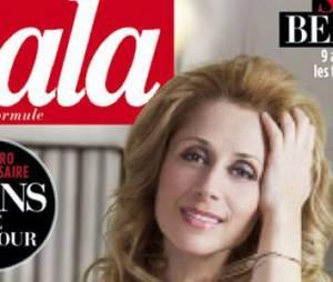 Lara Fabian pose entièrement nue pour le magazine Gala – Photo