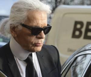 Karl Lagerfeld révèle son âge et sa date de naissance à Paris Match