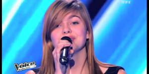 The Voice 2 : Louane chante Call Me Maybe de Carly Rae Jepsen – Vidéo TF1 Replay