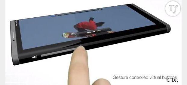 iPhone 6 : un écran réversible et un concept révolutionnaire – Vidéo