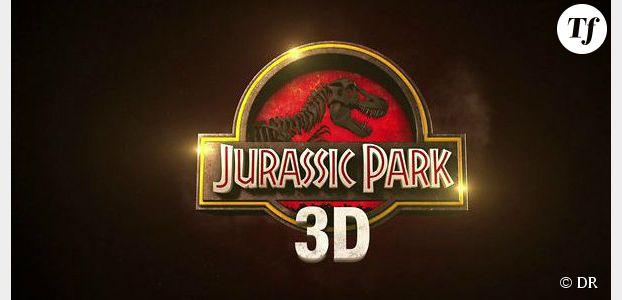 « Jurassic Park » is back en 3D - Vidéo