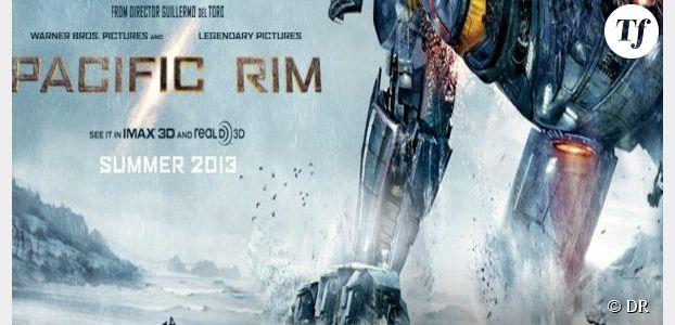 Nouveau trailer de « Pacific Rim » de Del Toro - Vidéo