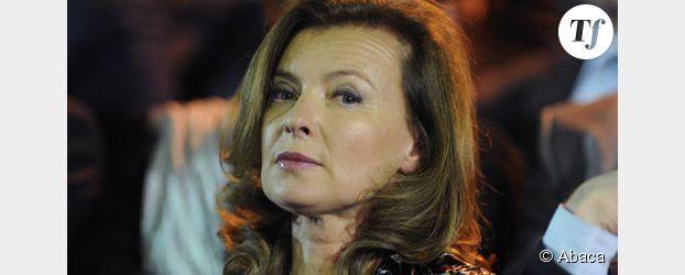Valérie Trierweiler est plus économe que Carla Bruni-Sarkozy