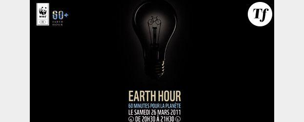 Earth Hour : Le monde s'éteint une heure pour la planète