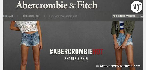 Abercrombie and Fitch : ses vêtements interdits aux grosses et aux pauvres