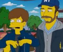 Justin Bieber dans la série Les Simpson - Vidéo