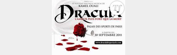 Dracula /Kamel Ouali: mise en vente des places pour la tournée