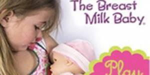 La poupée à allaiter : un nouveau jouet pour les petites filles
