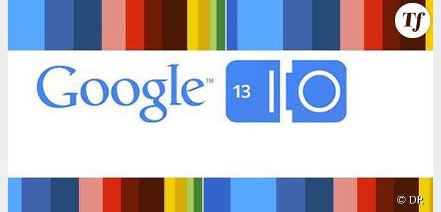Google I/O : Keynote en direct live streaming  sur Internet