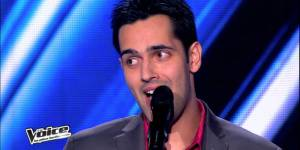 The Voice 2 : Yoann Fréget chante du Céline Dion - Vidéo TF1 Replay