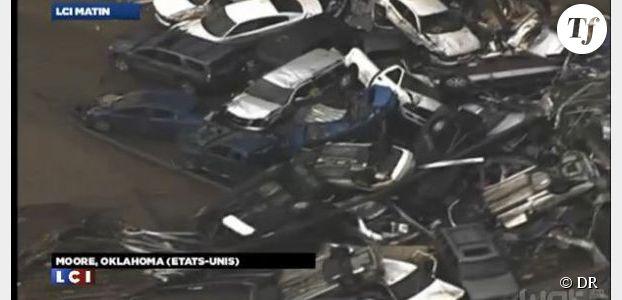 Oklahoma City : une tornade dévastatrice fait plus de 90 morts – Vidéo