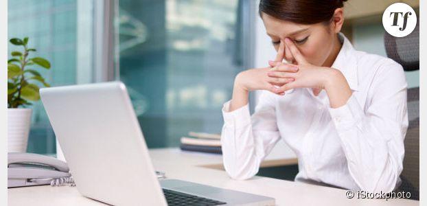 Le stress au travail rend moche