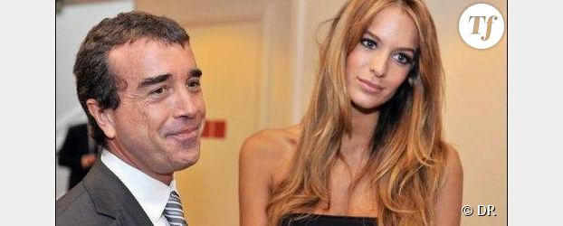 Mariage pour Arnaud Lagardère et Jade Foret