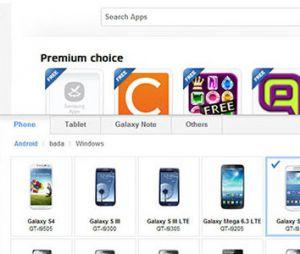 Samsung : Galaxy S4 mini officialisé brièvement