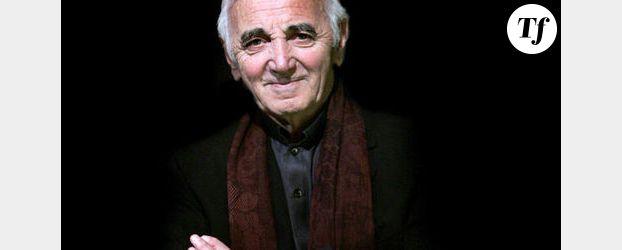 Charles Aznavour prouve qu'il n'est pas mort sur RTL !
