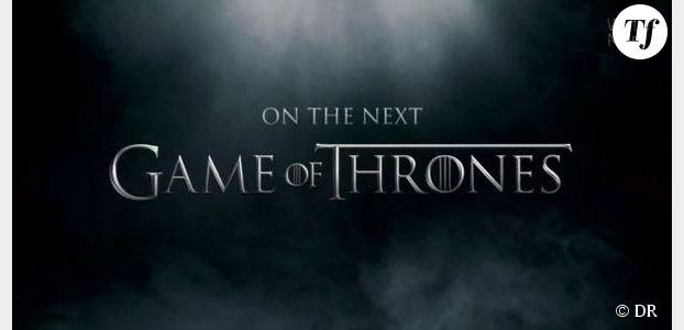 Game of Thrones : date de la fin de la saison 3 avec l'épisode 10 – Vidéo Streaming
