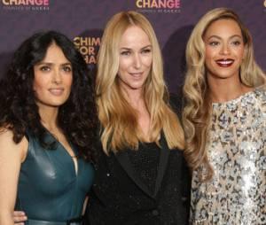 Madonna, Beyoncé, Jennifer Lopez en concert pour les droits des femmes
