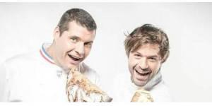 La Meilleure boulangerie de France : Gontran Cherrier et Bruno Cormerais dans le jury